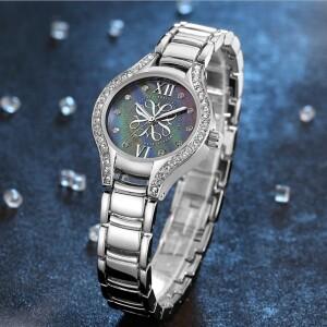 Завораживающие женские часы «CRRJU» с красивым циферблатом купить. Цена 770 грн