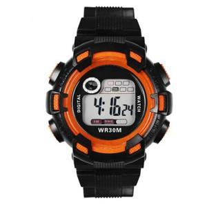 Спортивные часы «Honhx» с подсветкой и будильником на каучуковом ремне купить. Цена 199 грн