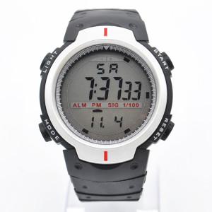 Универсальные мужские часы «Xinjie» с большим циферблатом и каучуковым ремешком фото. Купить