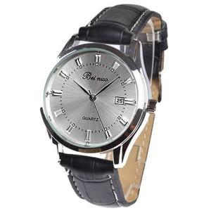 Классические наручные часы «Bei nuo» с серебряным циферблатом и отображением даты купить. Цена 270 грн