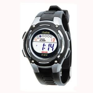 Надёжные часы «iTaiTek» небольшого размера с подсветкой, календарём и будильником фото. Купить