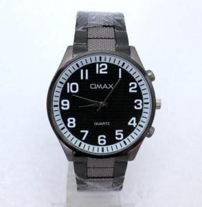Крутые часы «OMAX» с арабскими цифрами и красивым двухцветным браслетом фото. Купить
