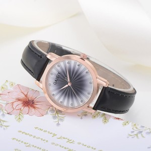 Некрупные наручные часы «Gaiety» с интересным рисунком на циферблате купить. Цена 225 грн